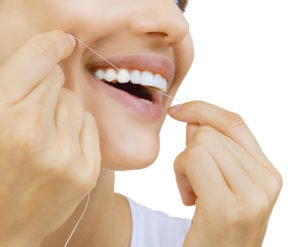 Flossing for heart health