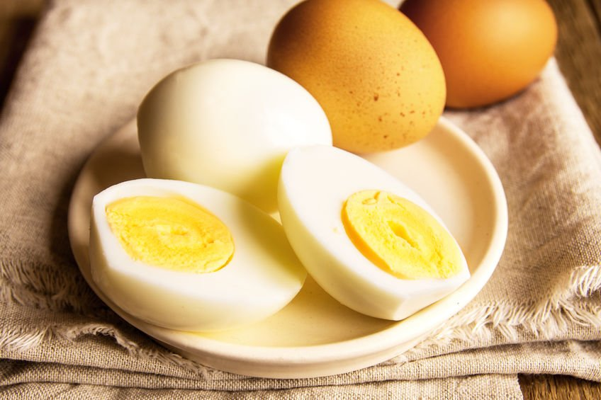 Weight Loss- Egg Yolk