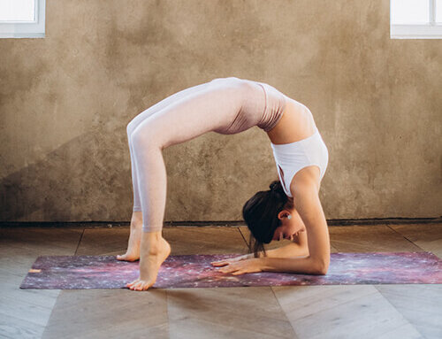 Chakrasana – (Wheel pose)